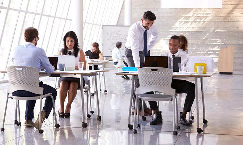 5 Shared Office Decorum Renter Need To Follow
