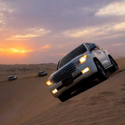 What to look for when selecting a desert safari instructor