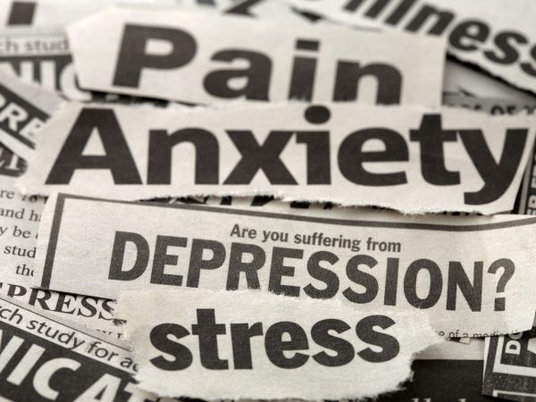 8 Warning signs of depression and anxiety